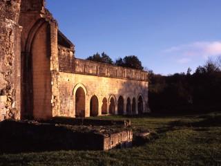 Abbaye cistercienne de Boschaud, Dordogne
