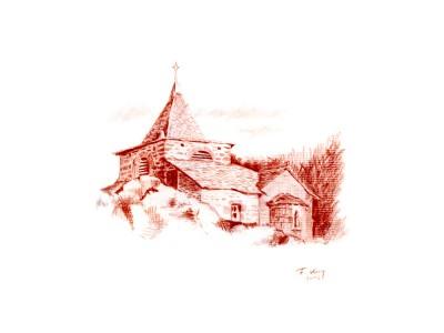 Chapelle de Glavenas, Haute-Loire
