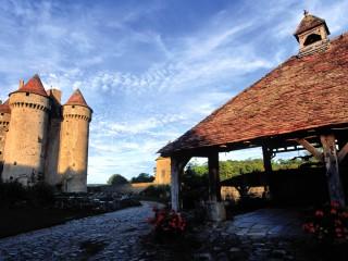 Château de Sarzay, Indre