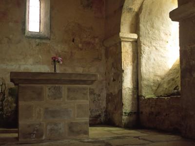 Chapelle Saint-Christophe, Montferrand du Périgord, Dordogne