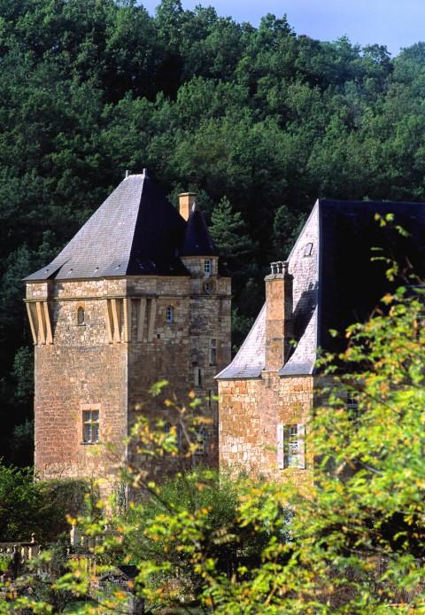 Château de Berbiguières, Dordogne