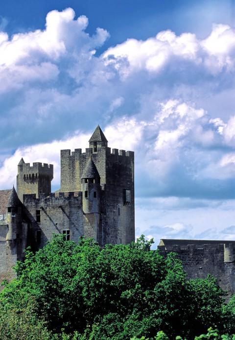 Château de Beynac, Dordogne – Le donjon