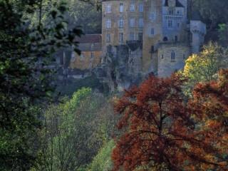 Château de La Roque des Péagers, Meyrals, Dordogne