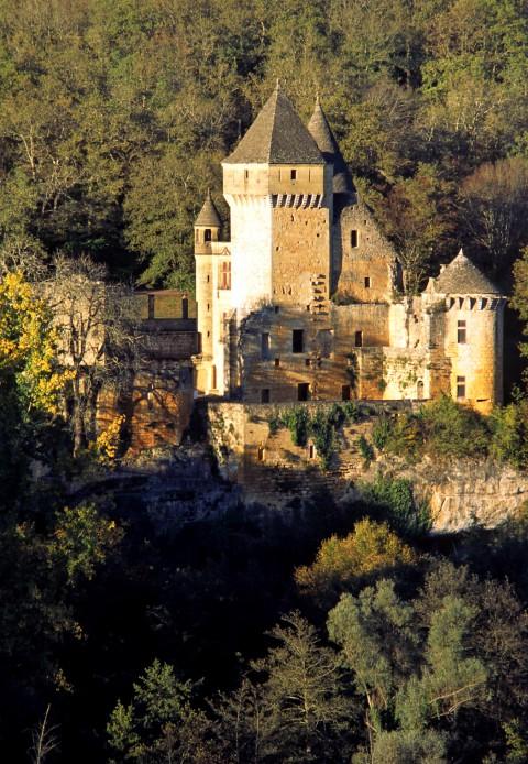 Château de Laussel, Dordogne