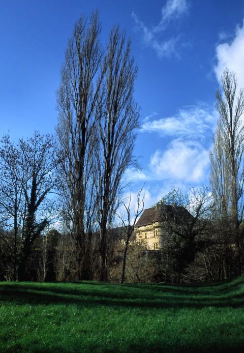 Château de Losse, Dordogne – Lumière douce d'automne