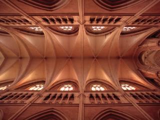Eglise de Graçay, Cher – La voûte