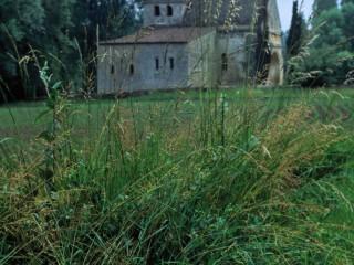 L'église Saint-Caprais à Carsac-Aillac, Dordogne