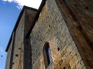 Eglise fortifiée d'Urval, Dordogne