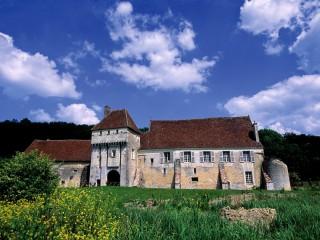 Château-Monastère de La Corroirie, Indre-et-Loire