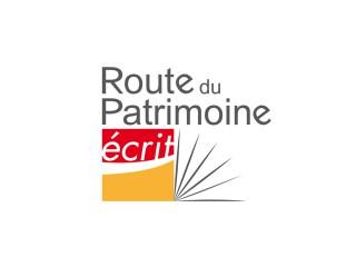 Logo Route du Patrimoine écrit