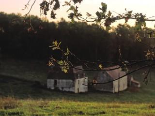 Bâtisse abandonnée, Dordogne