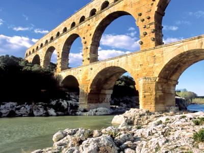 Pont du Gard et Gardon, Gard