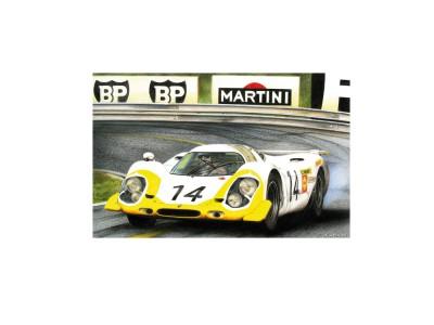 Porsche 917LH, Le Mans 1969