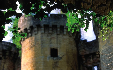 Tour dans le flou, Dordogne