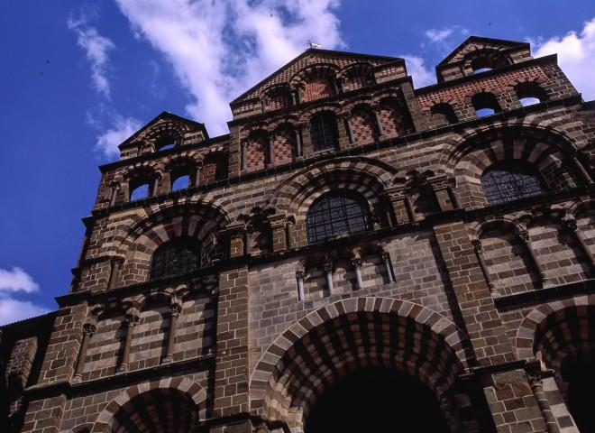 Cathédrale Notre-Dame-de-l'Annonciation, Le Puy en Velay, Haute-Loire
