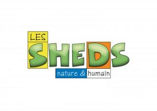 Etude logo Les Sheds