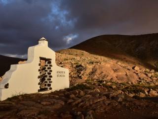 Entre Betancuria et Pájara, Fuerteventura, Iles Canaries