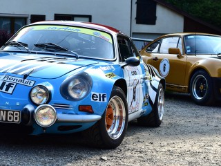 Berlinette Alpine VS Porsche 911