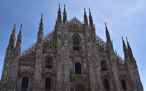 Duomo di Milano, Cathédrale de la Nativité de la Sainte-Vierge – Milan, Italie