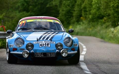 Alpine Renault, arrêt sur image…