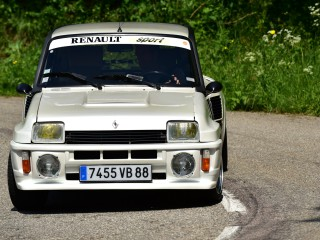 Bodybuilding automobile – Renault 5 Turbo 2