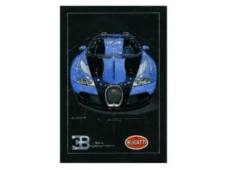 Bugatti Veyron – Pastel