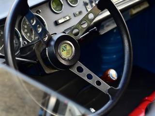 «Cockpit», Renault 8 Gordini
