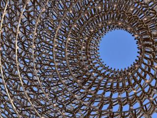 L'oeil de la ruche – Pavillon du Royaume-Uni, Expo 2015 Milan