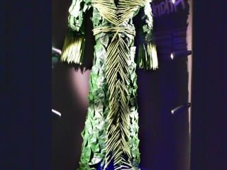 Habit végétal – Pavillon du Maroc, Expo 2015 Milan