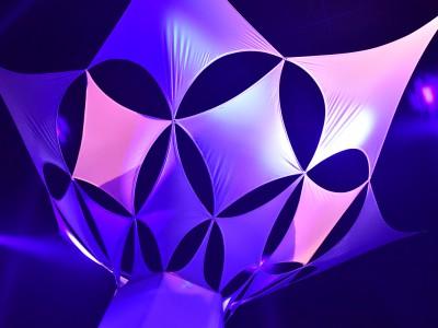 Formes et couleurs – Pavillon du Qatar, Expo 2015 Milan