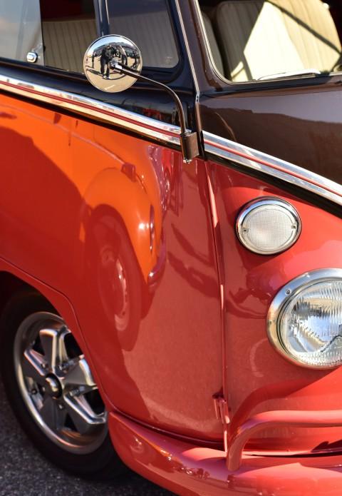 Kombi VW, ou le monospace années 50