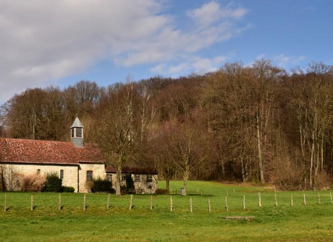 Chapelle Saint Brice, Hausgauen, Alsace