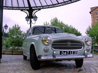 Peugeot 403, les trente glorieuses – Musée Peugeot Sochaux