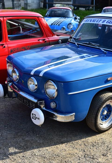 Génération 70 – Renault 8 Gordini, Simca 1000 Rallye 2, Berlinette Alpine