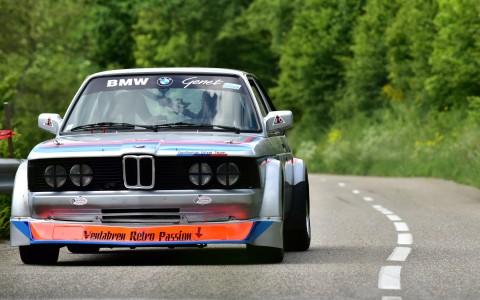 Squale argenté, BMW 323 Groupe 2