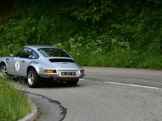 Trajectoire parfaite. Porsche 911S