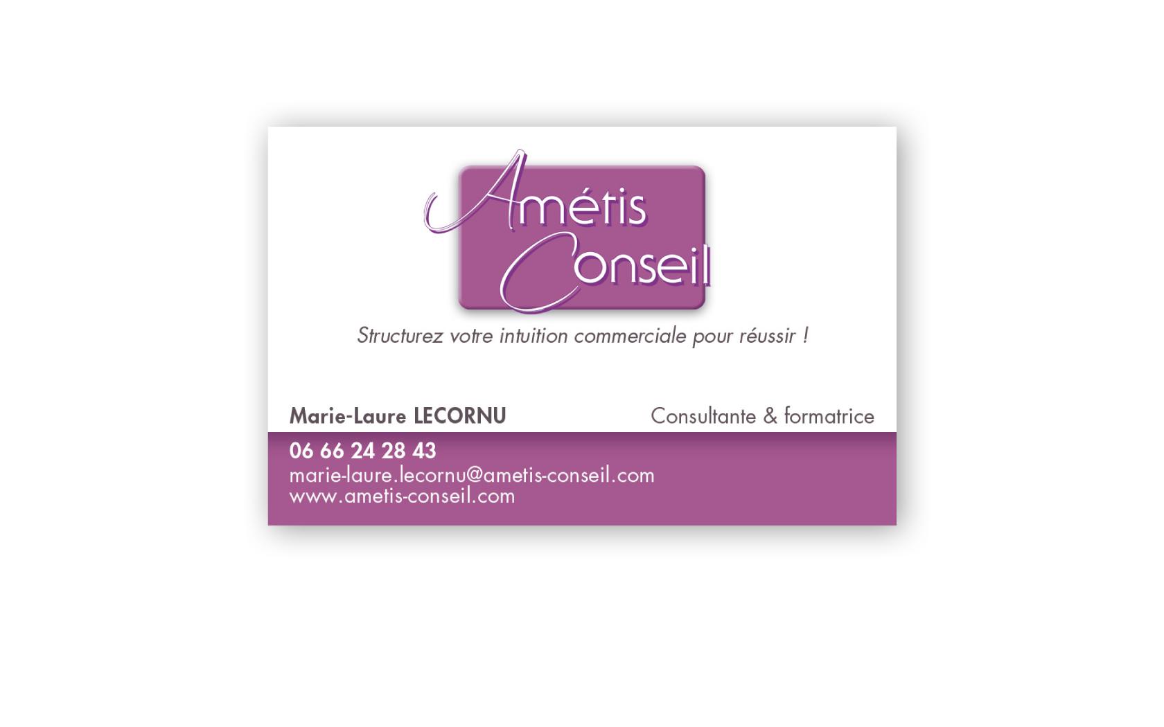 Carte De Visite Amtis Conseil