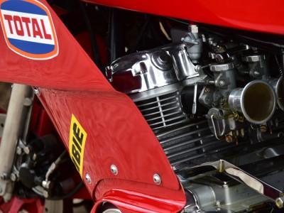 Honda Japauto 950 SS, détail