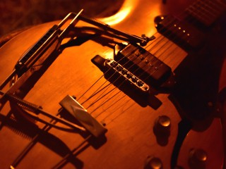 Guitare blues…