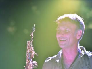 Eric Roulet, saxophoniste éclairé…