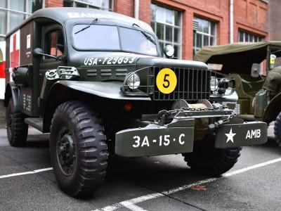 Ambulance Dodge WC54 – Expo Dannemarie, Alsace