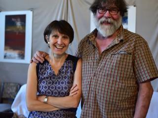 Pierre et Jocelyne Le Preux