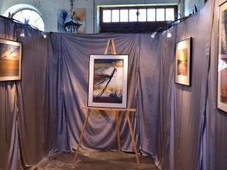 Atelier et galerie…
