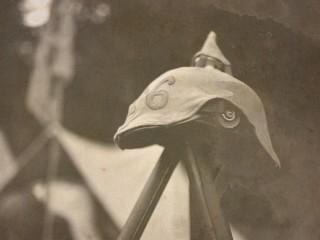 Casque Allemand (1ère guerre mondiale) – Expo Dannemarie, Alsace