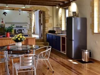Gîte «La Contie», Dordogne – La cuisine