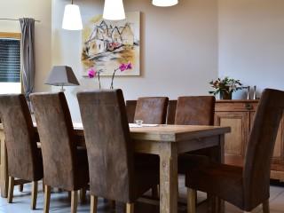 Ambiance… – Salle à manger de la «Gratadie».