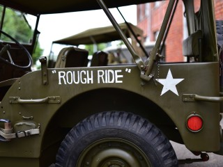 Jeep Willys « Rough Ride » – Expo Dannemarie, Alsace