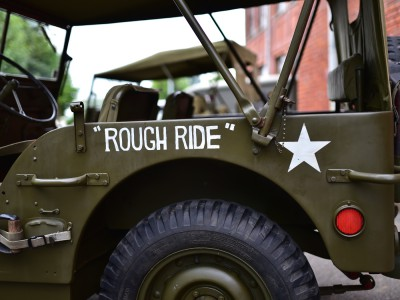 Jeep Willys «Rough Ride» – Expo Dannemarie, Alsace