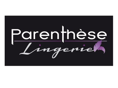 Logo Parenthèse Lingerie