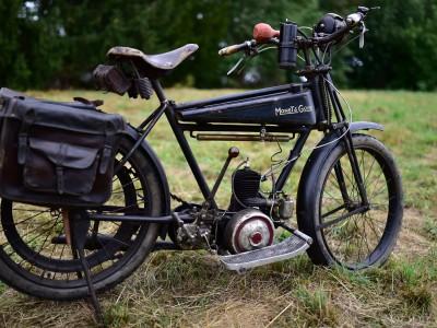Motocyclette Monet-Goyon – Expo Dannemarie, Alsace